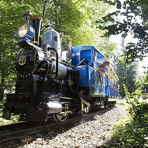 Le Train de Nigloland